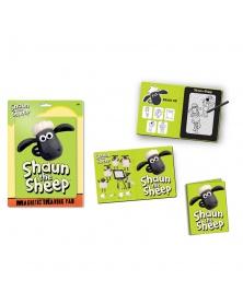 Shaun the Sheep - Magnetická kreslící tabule Ovečka Shaun | learningtoys.cz