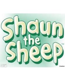 Shaun the Sheep - Rolovací omalovánky s pastelkami Ovečka Shaun | learningtoys.cz