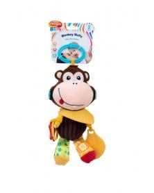 Discovery baby - Opička Molly | learningtoys.cz
