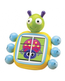 TOOMIES - Puzzle bug | learningtoys.cz