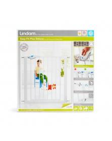 Lindam - Dětská zábrana Easy Fit Plus Deluxe | learningtoys.cz