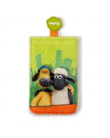 Shaun the Sheep - Ovečka Shaun - Obal na chytrý telefon Shaun a Bitzer | learningtoys.cz