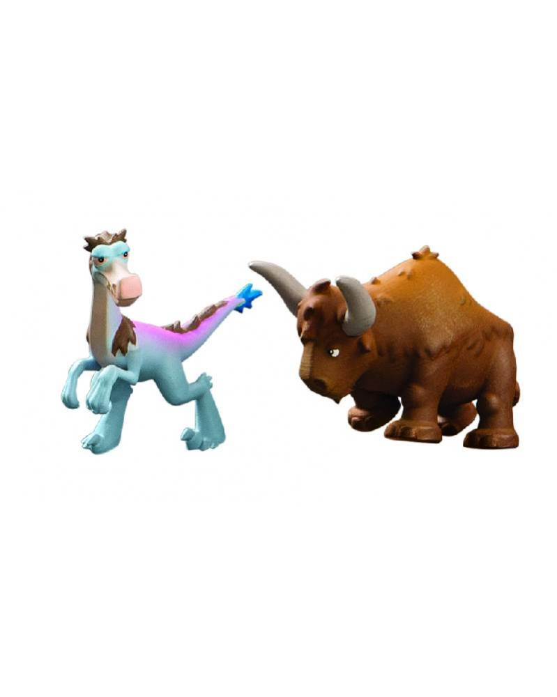 Hodný Dinosaurus - Bisodon & Bubbha - plastové minifigurky 2ks | learningtoys.cz