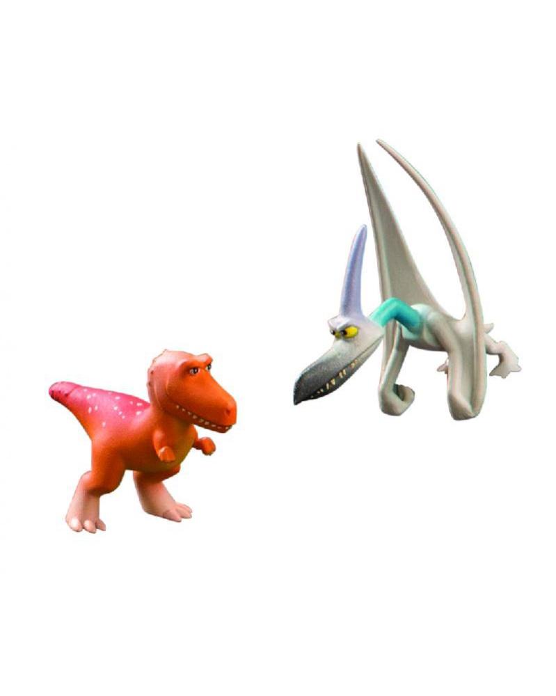 Hodný Dinosaurus - Ramsey & Hromosvod - plastové minifigurky 2ks   learningtoys.cz