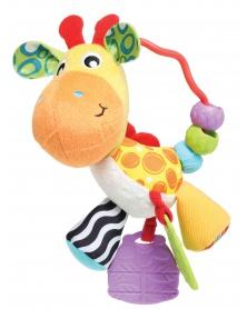 Playgro - Chrastítko žirafa   learningtoys.cz