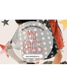 My Bags - Baby fusak růžový | learningtoys.cz