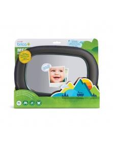 Munchkin - Zpětné zrcátko Baby In-Sight™ Mega šedé | learningtoys.cz