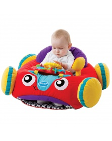 Playgro - Baby auto se zvukem | learningtoys.cz