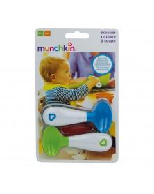 Munchkin - Extra široké lžičky 2ks | learningtoys.cz