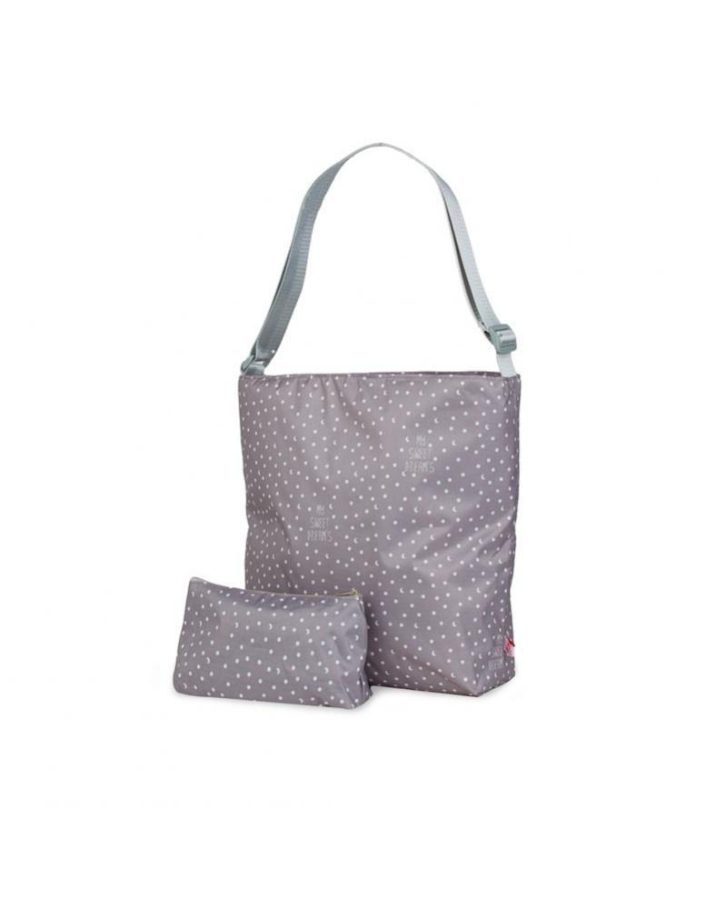 My Bags - Taška na kočárek Sweet Dreams Grey | learningtoys.cz