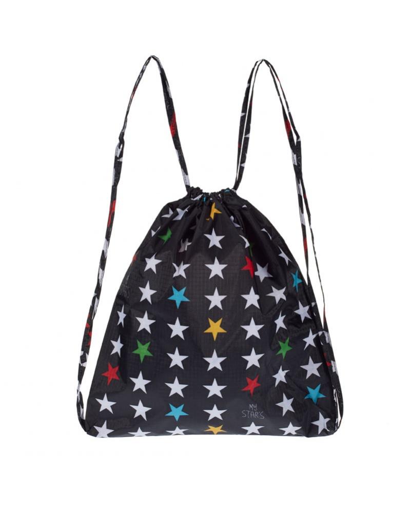 My Bags - Víceúčelový batůžek Stars | learningtoys.cz