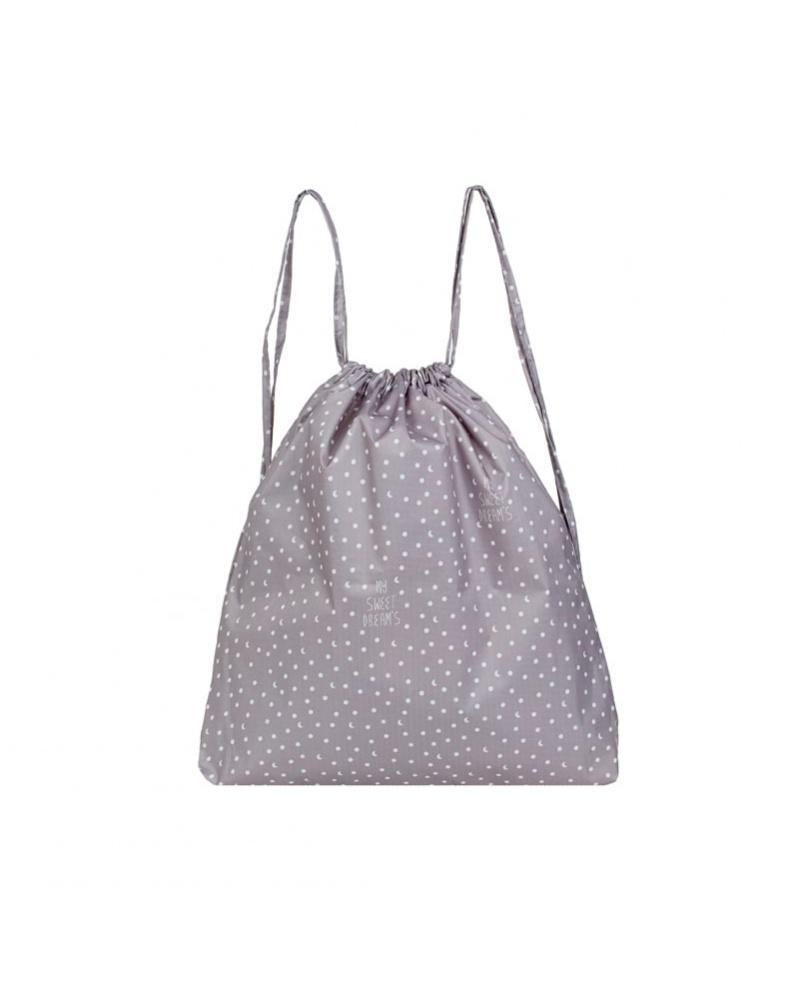 My Bags - Víceúčelový batůžek Sweet Dreams Grey | learningtoys.cz