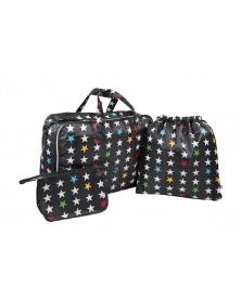 My Bags - Cestovní set 3 v 1 Stars | learningtoys.cz