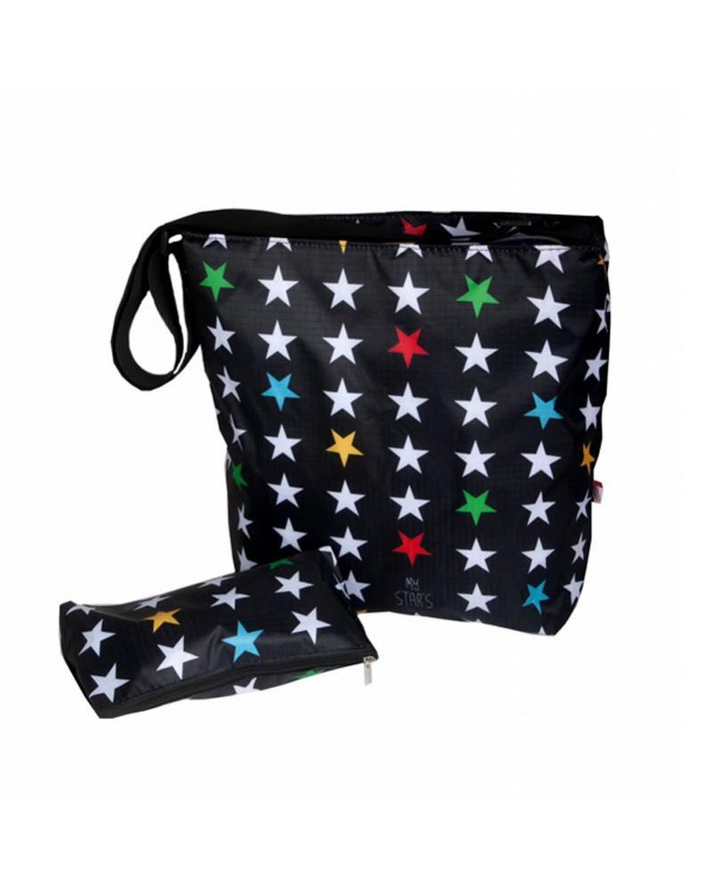 My Bags - Taška na kočárek Stars | learningtoys.cz