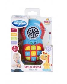 Playgro - Dětský telefon   learningtoys.cz