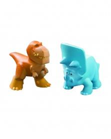 Hodný Dinosaurus - Butch & Will - plastové minifigurky 2ks   learningtoys.cz