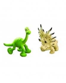 Hodný Dinosaurus - Arlo & Forrest Lesostep - plastové minifigurky 2ks | learningtoys.cz