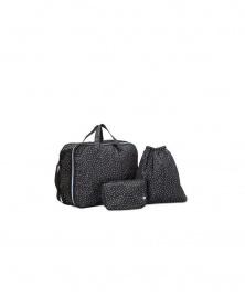 My Bags - Cestovní set 3 v 1 Sweet Dreams Black | learningtoys.cz