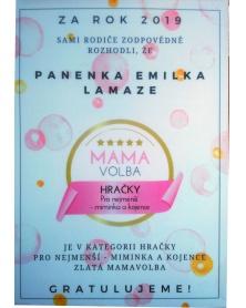 Lamaze - Panenka Emilka nová | learningtoys.cz