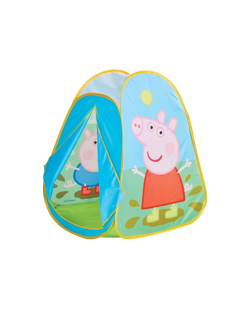 Dětský Pop Up stan na hraní Peppa Pig | learningtoys.cz