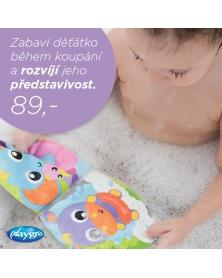 Playgro - Koupací knížka se zvířátky   learningtoys.cz