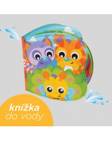 Playgro - Koupací knížka se zvířátky | learningtoys.cz
