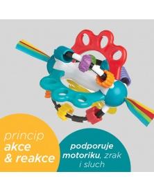 Playgro - Míček s kousátky | learningtoys.cz