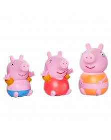 TOOMIES - Prasátko Peppa Pig, maminka a Tom - stříkající hračky do vody | learningtoys.cz