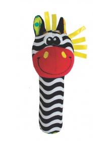 Playgro - Pískátko Zebra | learningtoys.cz
