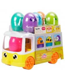 TOOMIES - Autobus s vajíčky | learningtoys.cz
