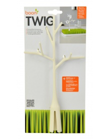 Boon - TWIG - Odkapávač stromek - bílý | learningtoys.cz