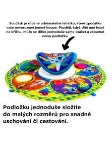 Lamaze - Otočná zahrádka - nový design   learningtoys.cz