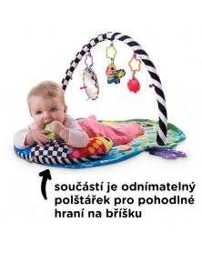 Lamaze - Hrací podložka se Světluškou Freddie   learningtoys.cz