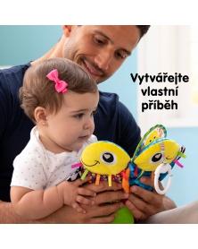 Lamaze - Závěsná knížka rybička | learningtoys.cz