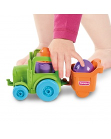 TOOMIES - Traktor 2v1 | learningtoys.cz