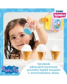 TOOMIES - Výrobník pěnových kornoutů Peppa Pig | learningtoys.cz