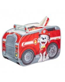 Dětský Pop Up stan Paw Patrol hasičské auto | learningtoys.cz