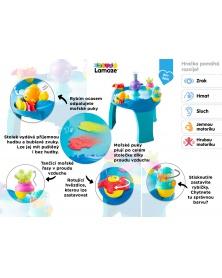 Lamaze - 3v1 Airtivity interaktivní stolek | learningtoys.cz