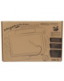 Megasketcher - Magnetická kreslící tabule s automatickým mazáním   learningtoys.cz