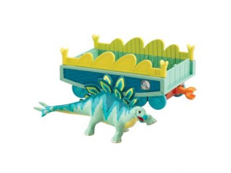 T-Rex - Morris s vagónkem