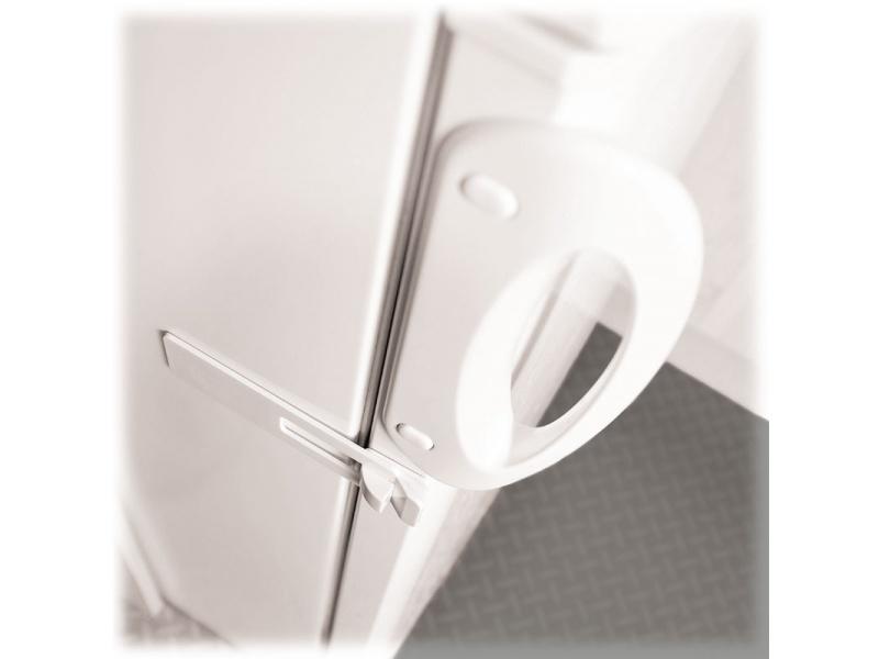 Lindam - Bezpečnostní zábrana na lednice a myčky 1ks