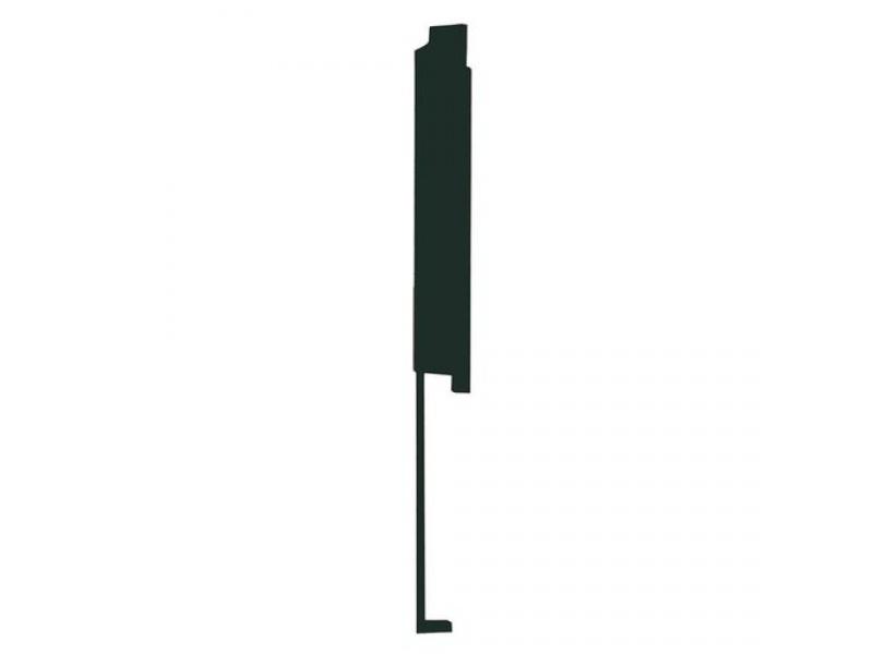 Lindam - Wall Fixing Kit (šedá) - poškozený obal