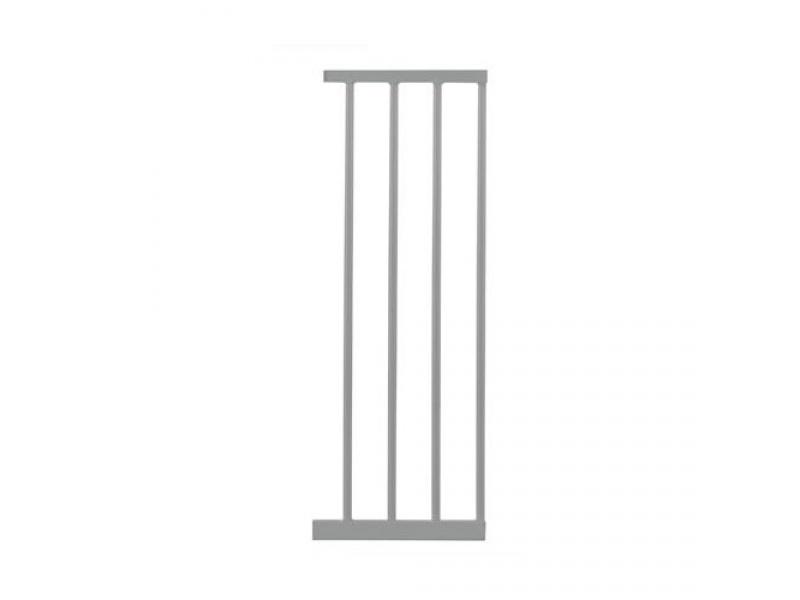 Lindam - Rozšíření dětské zábrany  SS Deco 28 cm stříbrná