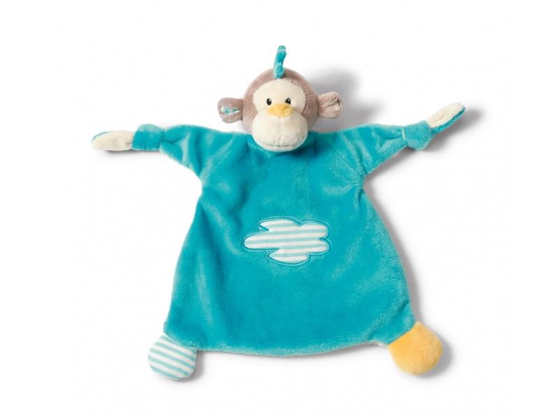 NICI - Mazlící dečka opička