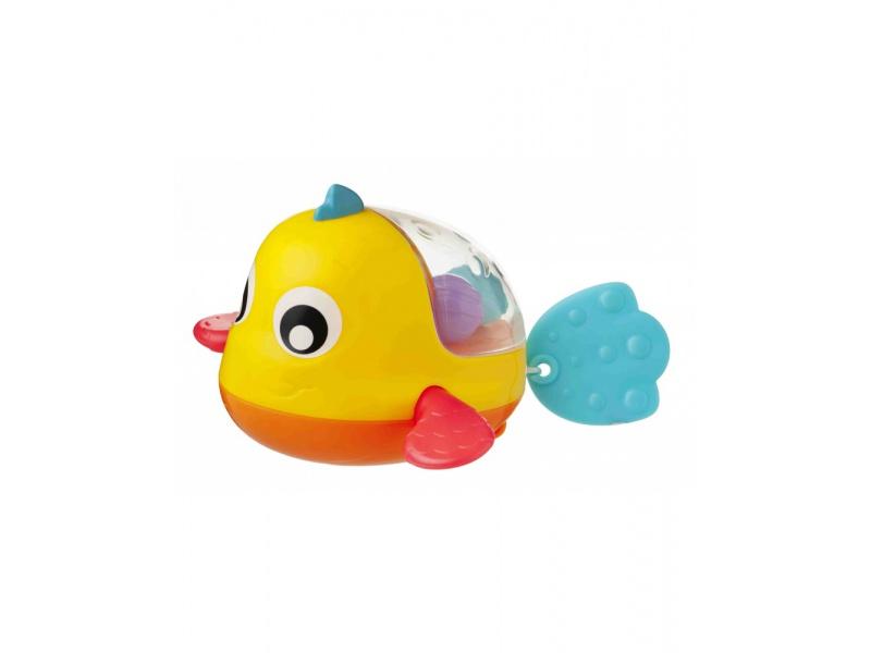 Playgro - Plavající rybička - poškožený obal
