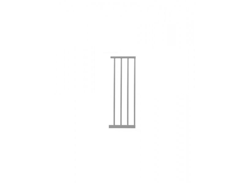 Lindam - Rozšíření dětské zábrany  SS Deco 28 cm stříbrná - poškozený obal
