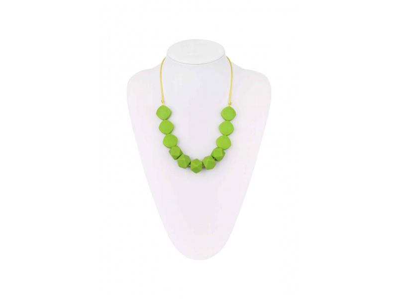 MIMIKOI - Kojící korále zelené kameny